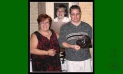 Gagnante du tirage annuel 2006: Prix reçu par son conjoint Serge Bouchard