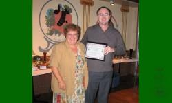 Prix reconnaissance Léo-Richer 2007 va à Serge Beaudin. Contribution sans relâche au journal