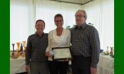 Prix reconnaissance Léo-Richer 2013 va à Marylène Patry