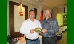 Gagnant du prix annuel 2013, Patrick Riendeau