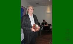 Gagnant du prix annuel 2014, Jacques Dugas