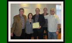 2e Prix reconnaissance Léo-Richer 2016 va à Jacques Dugas