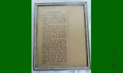Documents anciens sur l'irisation du verre