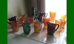 1e thème: Les pichets à lait (Milk pitcher)