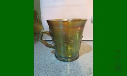 Orange Tree, Fentonhe shaving mug