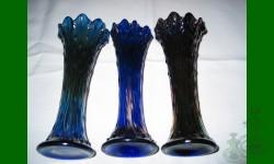 Thème:  Vos vases les plus remarquables. Trois Tree Trunk, couleurs exceptionnelles