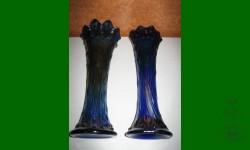 Tree Trunk. Bleu renninger et bleu cobalt électrique