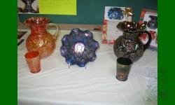 Tirage annuel 2010. 1er: Floral and Grape (2x).  2e: Good Luck, bleu