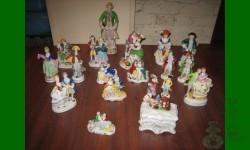 "Figurines ""Occupied Japan"""