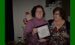 Prix reconnaissance Léo-Richer 2011 va à Jocelyne Fillion
