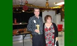Gagnant du 1e prix annuel 2011, Richard Théroux