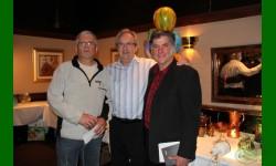 Yvan Beaudry, Directeur. Jacques Dugas, Président. Paul Bariselle, Directeur