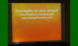 L'encyclopédie du verre carnaval sur le site AntiquePromotion.com
