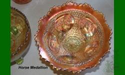 Horse Medallion, Fenton