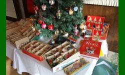 Objets décoratifs du Sapin de Noël par Hélène