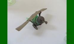 Aviateur Charles Lindbergh's: Traversée de l'Atlantique (20-21 mai 1927)