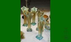 Four Pillars, Northwood. Une forêt de vases