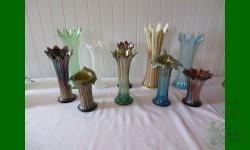 Thème: Thin Rib, Northwood (vases) et ....