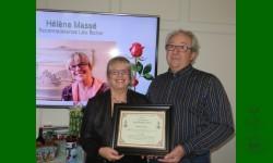 Prix reconnaissance Léo-Richer 2015 va à Hélène Massé
