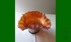 Flowering Dill, Fenton. Forme de chapeau. Orangé