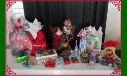 Père Noël et ses cadeaux...