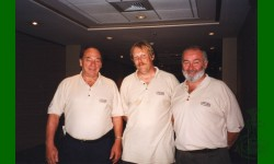 Jean-Guy Richer - Tom Burns - Michel Filion